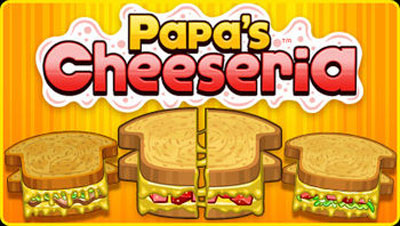 Papa's Cheeseria Hacked - The Most-Played Papa's Game