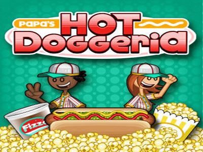 Papa's Hot Doggeria Hacked - Easily  Worth Your Time