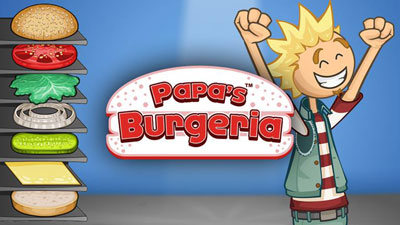 Papa's Burgeria Hacked - Brilliant Burger-making Experiencee