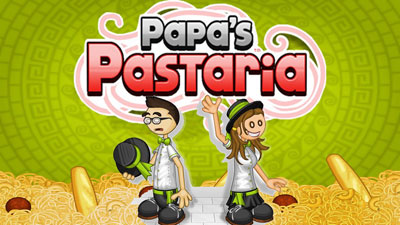 Papa's Pastaria Hacked - A Wildly Trendy  Papa's Game