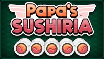Papa's Sushiria Hacked - Bring up a  Harder Challenge